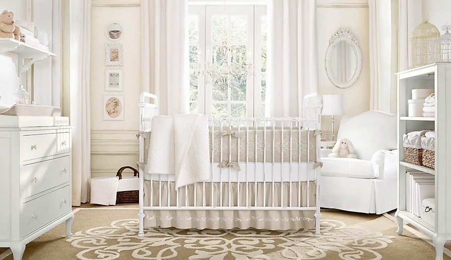Designing Baby's Room with Lots of Fun